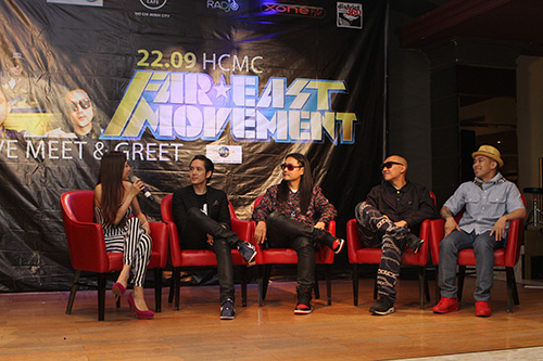 far east movement tung bung giao luu voi fan viet - 3