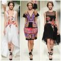 Thời trang - Alberta Ferreti: Bùng nổ sắc hoa nữ tính