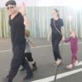 Làng sao - Angelina đến Hongkong sau tin sắp qua đời