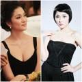 Thời trang - Nguyễn Thị Huyền kín, hở gợi cảm với đầm đen