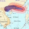 Sáng mai, siêu bão Usagi đổ bộ đất liền