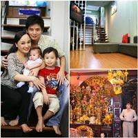 Thăm tổ ấm của 2 cặp vợ chồng nghệ sĩ Việt
