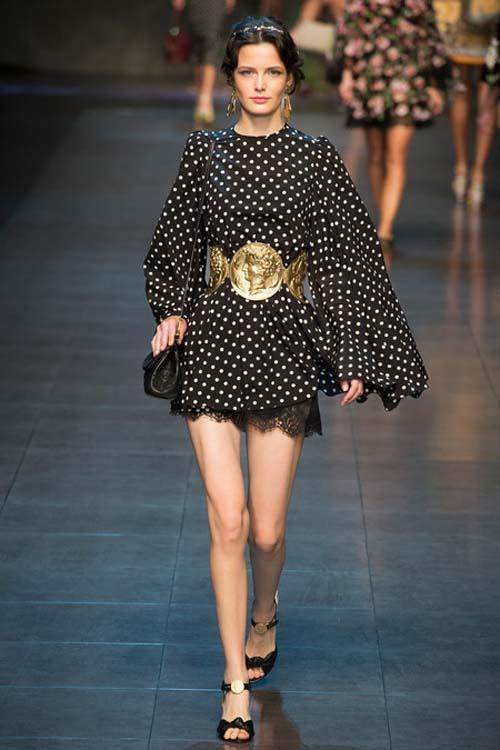 """Docle & Gabbana và BST """"Giấc mơ vô thức"""" - 7"""
