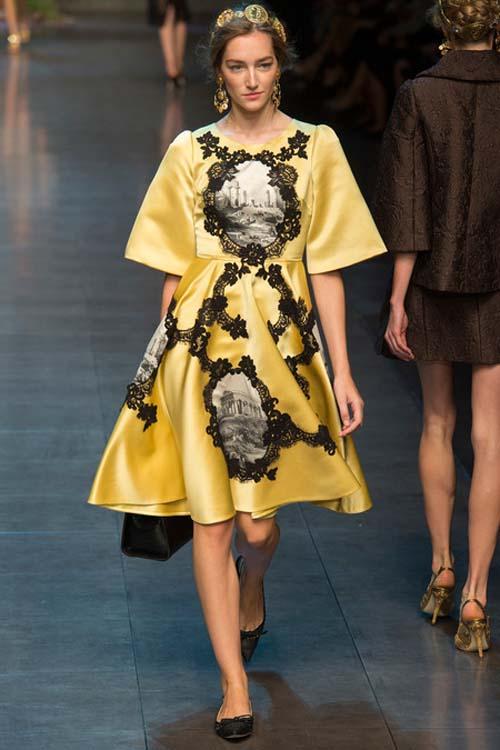 """Docle & Gabbana và BST """"Giấc mơ vô thức"""" - 13"""