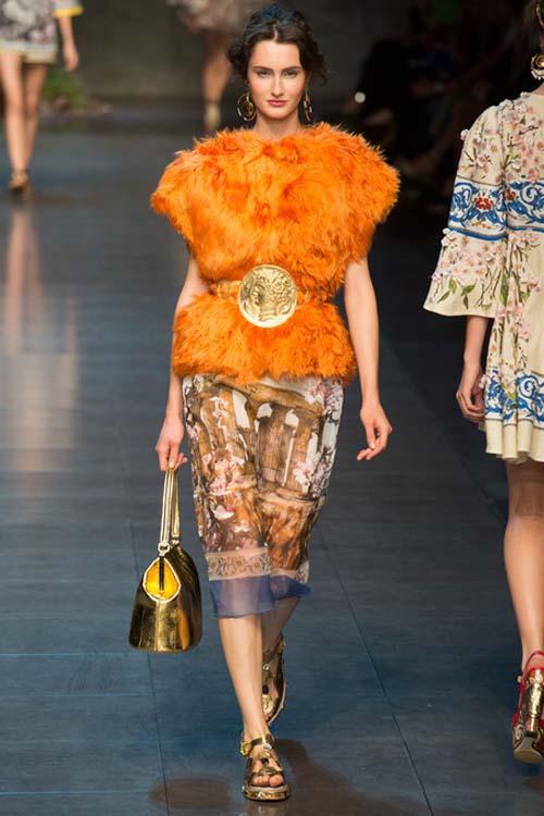 """Docle & Gabbana và BST """"Giấc mơ vô thức"""" - 15"""