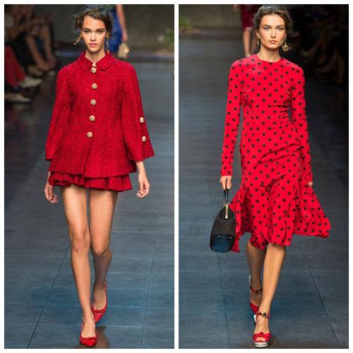"""Docle & Gabbana và BST """"Giấc mơ vô thức"""" - 17"""