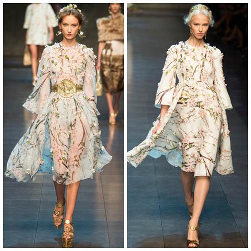"""Docle & Gabbana và BST """"Giấc mơ vô thức"""" - 3"""