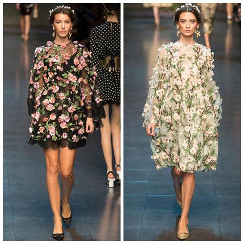 """Docle & Gabbana và BST """"Giấc mơ vô thức"""" - 4"""