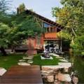 Nhà đẹp - Ở nhà ven hồ muôn phần thích thú