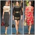 """Thời trang - Docle & Gabbana và BST """"Giấc mơ vô thức"""""""