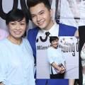 Làng sao - Phương Thanh diện áo bà ba chúc mừng Nam Cường