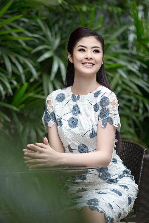 Ngọc Hân hoà mình vào cảnh sắc Thái Lan-4
