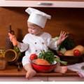 Làm mẹ - 'Bí kíp' nấu nướng giữ chất cho con