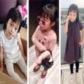"""Làm mẹ - Con gái Triệu Vy 'xì-tai' siêu """"chất"""""""