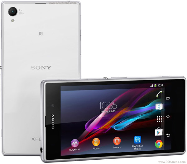 sony xperia z1 sap co hang chinh hang, gia gan 17 trieu dong - 1