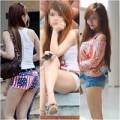 Thời trang - 'Nhức mắt' với quần 5cm của thiếu nữ Việt