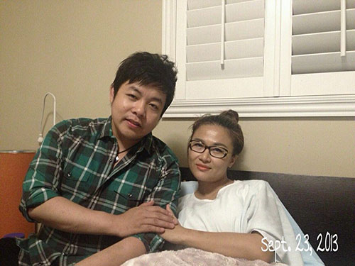 quang le hat cung lam anh tren giuong benh - 2