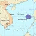 Tin tức - Biển Đông xuất hiện áp thấp nhiệt đới mới
