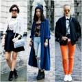 """Thời trang - Muôn kiểu áo khoác """"lũng đoạn"""" London"""
