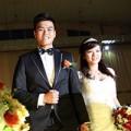 Làng sao - Đám cưới quậy tưng bừng của hot girl Sao Mai