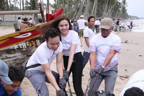 dieu han khong ngai kho di nhat rac bai bien - 8