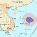 Tin tức - Áp thấp nhiệt đới có thể mạnh lên thành bão