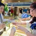 Mua sắm - Giá cả - Vàng lại hướng về ngưỡng 37 triệu đồng