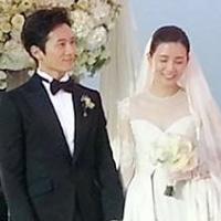 Toàn cảnh đám cưới của Lee Bo Young