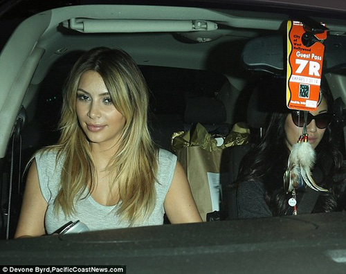 kim kardashian an do vn de giam can - 2