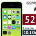 Pin iPhone 5c 9 tiếng nhưng vẫn thua iPhone 5