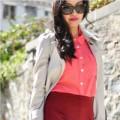 Thời trang - Eva khéo tay: Tự chế cardigan không cần may vá
