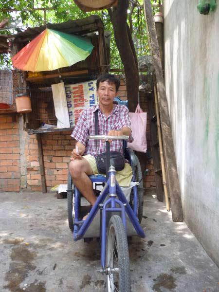 chong ngoi xe lan ban ve so nuoi vo bi ung thu - 1