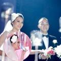 Làng sao - Ngọc Thạch gần kiệt sức trong đám cưới tiền tỷ