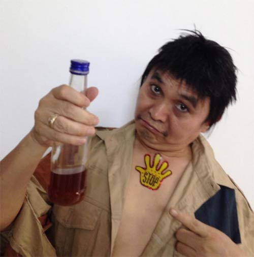 """cuong dola """"tron"""" ha ho dua con mua do choi - 10"""