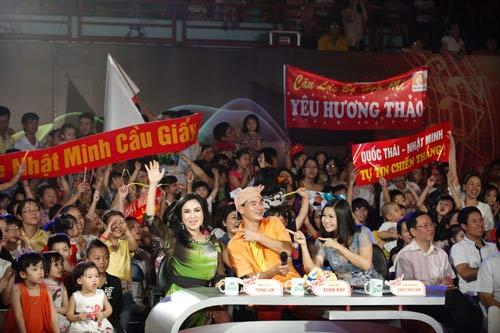 nhat minh, quoc thai dang quang drm 2013 - 2