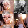 """Thời trang - Choáng hình tượng Rihanna sexy """"nhả khói"""""""
