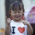 Ngắm ảnh bé - Siêu mẫu nhí: Minh Châu viên ngọc đáng yêu