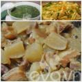 Bếp Eva - Thực đơn thịt kho, canh cải chỉ 50 phút
