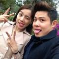 Làng sao - NS Nguyễn Văn Chung nhắng nhít bên vợ trẻ