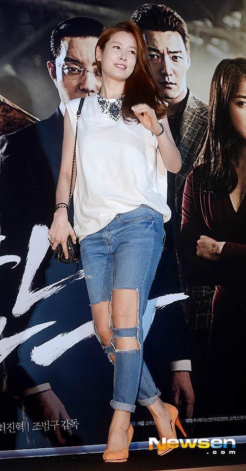 kim bum lo dien sau khi chia tay moon geun young - 11