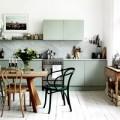 Nhà đẹp - Giữ ấm cúng trong phòng bếp hiện đại