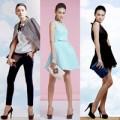 Thời trang - Thùy Trang Next Top ấn tượng với thời trang tối giản