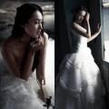 """Thời trang - Rợn người xem """"ảnh cưới"""" của siêu mẫu Khánh Ngọc"""
