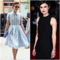 Thời trang - Công thức mặc đẹp của quý cô ngực lép Keira Knightley