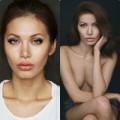 Làm đẹp - Giật mình: mẫu Việt giống hệt Angelina Jolie