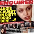 Làng sao - Lộ ảnh và video Jolie nghiện ngập thời quá khứ