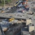 Tin tức - Sập cầu vượt ở Brazil, hơn 20 người thương vong