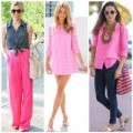 """Thời trang - """"Cám dỗ"""" mọi ánh nhìn trên phố với sắc hồng"""