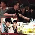 Làng sao - Tràn ngập hình ảnh Huỳnh Dịch tiếp rượu đại gia