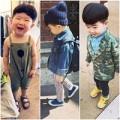 """Thời trang - Style """"chất lừ"""" của cậu bé mắt hí Hàn Quốc"""